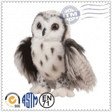 Hot selling lovely cute monster cat plush toy ,microwaveable lovely owl plush toys with buckwheat bag lose weight
