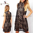 Sleeveless Cut Out Back Summer For Ladies Fashion Latest Dress Designs