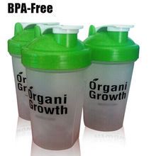 Protein shake bottle BPA free FACTORY DIRECTLY