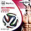 super PVC foam football ( new glue tech,edge curl,thermal bonded,look like hand stitched football )