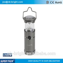 MINI SMALL ALUMINUM 3W LED CAMP LANTERN