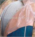 de acero de cuerda de alambre para la pesca