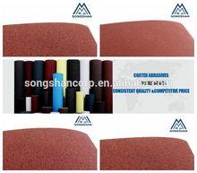 SONGSHAN Aluminum Oxide Abrasive Coated sanding belts/ Abrasive Cloth