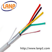 Copper stranded alarm cable Rubber insulation cable with best price