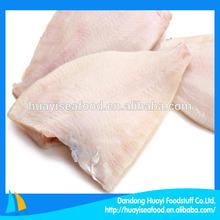 fresh frozen flounder fillet supplier