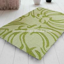 Modren PP handmade outdoor mat PP door mat