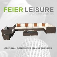 A6027SF modern style sofa rotan