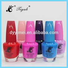 Fashion salon professional Nail polish for private label nail polish