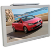 Bus lcd monitor with HDMI/CF/SD/USB free size car dvd player