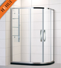 2 person shower cubicle,sliding shower screen JJKY-9012-1206A