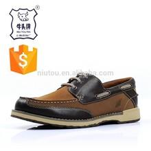 2015 China Fatory Monk Man Leather China Shoes Manufacturer