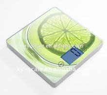 Acrylic platform Electronic kitchen/Food/scale 5KG XY-8037