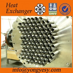 Natural Gas Shell and Tube Heat Exchanger Made in China