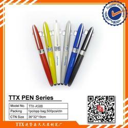 Custom logo screen touch ball pen, stylus touch pen