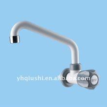 sanitary ware one handle arc pulldown bar plastic faucet
