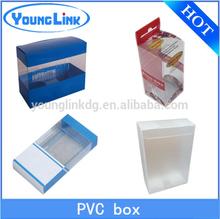 Clear Professional custom packaging box,plastic packaging box,packaging box
