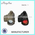 Minghao 1x pequeño visor de punto rojo/alcance una visión clara