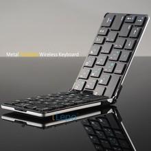 Flyshark iLepo 360 top sale mini wireless keyboard for android, foldable wholesale mini bluetooth keyboard for iphone 6