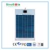 Flexible Solar Panel 20W, A-grade High Efficiency Monocrystalline/Polycrystalline Silicon Cells