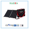 Easy Hot!Folding solar panel Portable solar panel Solar panel kits for home use , camping , caravan with TUV/PID/CEC/CQC/IEC/CE