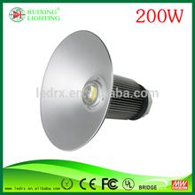 Aluminium LED Light Source and CE,FCC Certification dust proof lamp, 200w led high bay light
