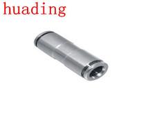 Jisp conector neumático, cilindro neumático, directo de latón hilo de conexión rápida de tipo de enchufe
