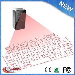 Top Sale High Quality Magic Cube wireless virtual Laser Keyboard, Virtual Laser Keyboard, Laser Keyboard