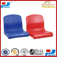 ZY-6001 outdoor Bleachers seat/cheap durable HDPE plastic football stadium chair for pubilc stadium