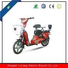 500w wattage and brushless motor front&rear wheel motor bike model 198Z