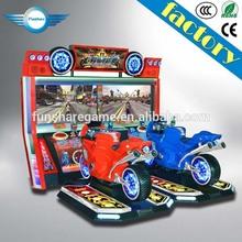 Funshare popular racing bike moto motorbike game machine motor bike racing games