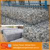 Galvanized/PVC coating Hexagonal Gabion Cage Box Wire Mesh Netting