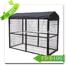 New Design metal pet cage dog carrier for sale