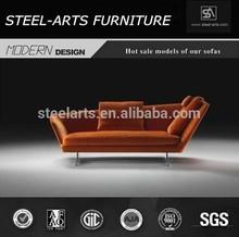 Italian Stylish fabric Sofa