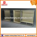 madeira armário de exposição de varejo de roupas loja de design de equipamento