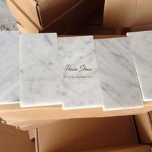 Italian Bianco Carrara Small White Marble