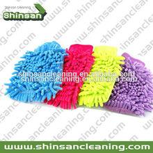 Popular Car Microfiber synthetic wool wash mitt