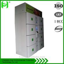 Upright showcase/refrigerator/display cooler,The retain freshness Tank