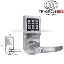 Digital keypad password code electronic door lock SHFD-620DN