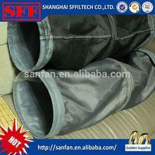 Fiberglass woven filter bag workshop
