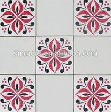 Home decor living room wall tiles/self adhesive wall tiles/art mural wall tile decoration