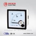 Be48-a 48mm*48mm 300a amperímetro voltímetro analógica metro del panel