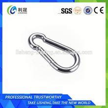 Din5299c Safety Snap Hook Steel Spring Snap Hook