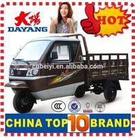 China BeiYi DaYang Brand 150cc/175cc/200cc/250cc/300cc cabin tricycle