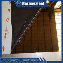 Hongwang 201 304 316 gold mirror stainless steel sheet