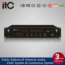 T-6245 Audio Mixer 6 Zone with Voice Recorder