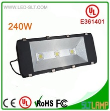 cheapest factory directly sales high efficiency UL CE 240w outdoor led flood light wholesale alibaba