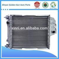 Supplier Truck Radiator for MTZ tractor mtz 70y 1301010 aluminium radiator