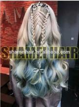 HOT SALE!!! 2015 New Design wig blue wig