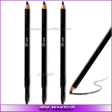 Wholesale Eye Brow Pencil with Black Mascara Brush