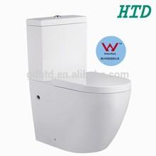 Sanitary Ware Washdown Watermark Two Piece Toilet---HTD-2062